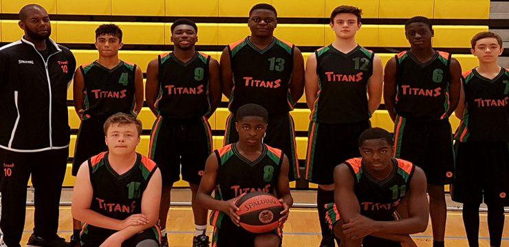 U16 Team Photo
