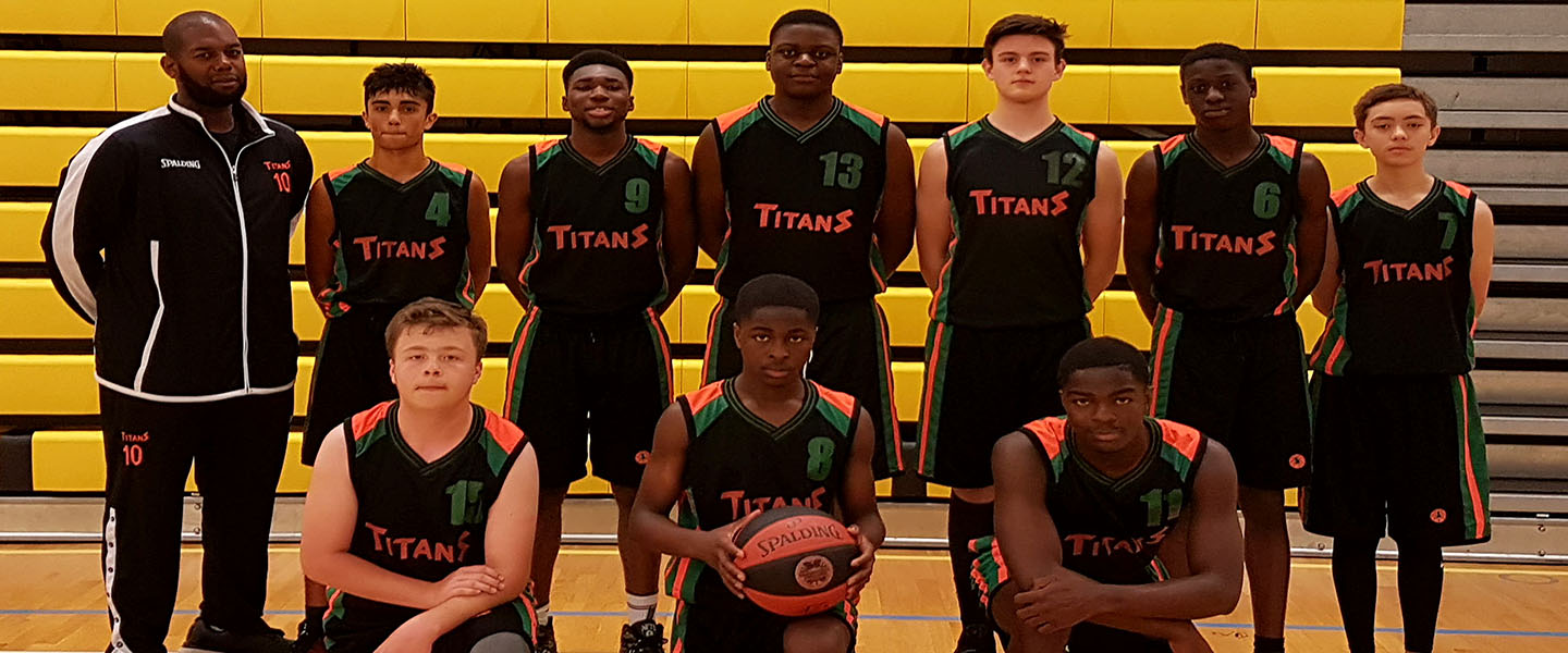 Titans U16 boys make waves at beginning of the 2017/18 Season with 2 landslide wins.