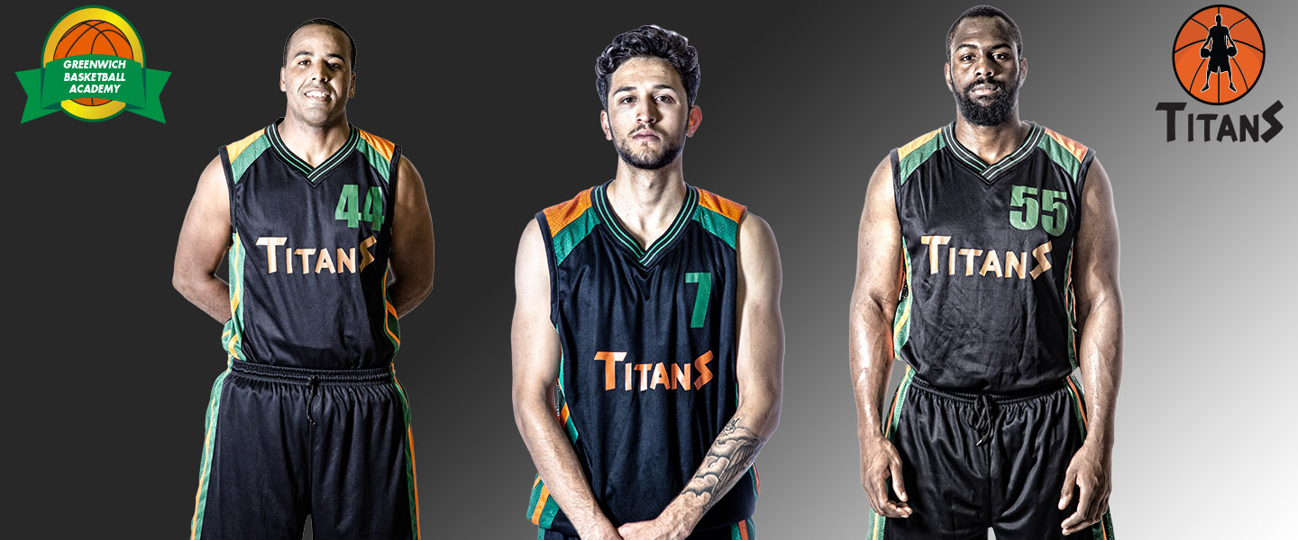 Greenwich Titans Target Promotion